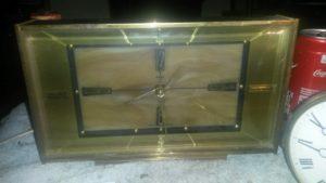 Metamec clock repair