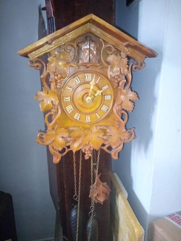 Cuckoo Clock Restoration